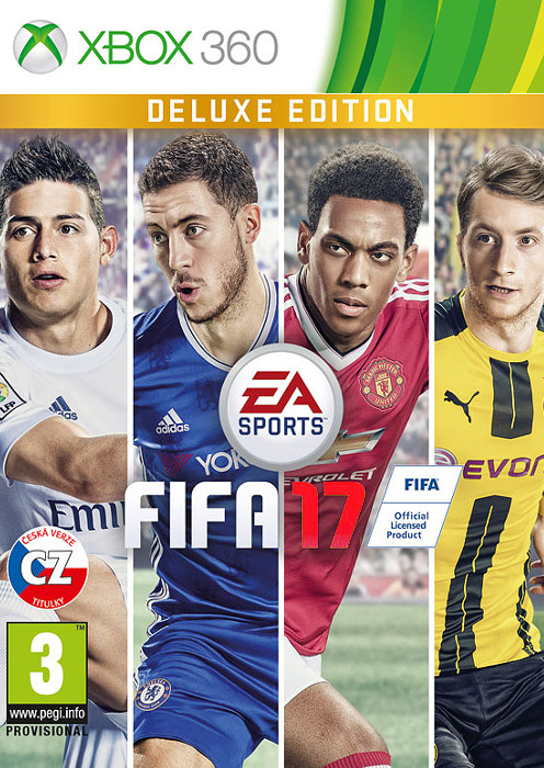 X360 - FIFA 17 Deluxe Edition