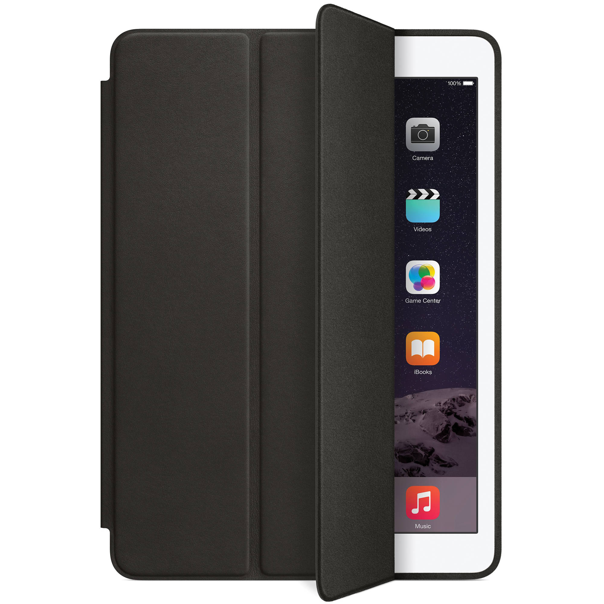 Apple iPad Air 2 Smart Case Black