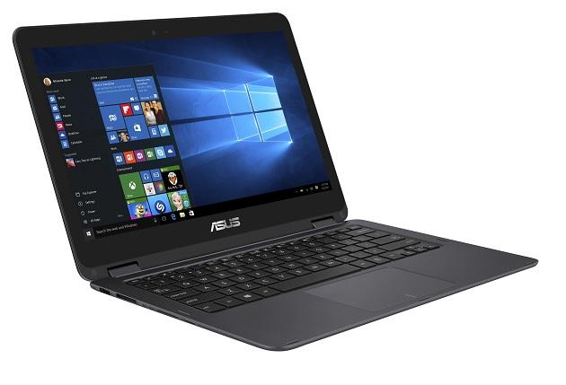 ASUS UX360UA 13.3T/i5-6200U/512SSD/8G/W10Pro šedý