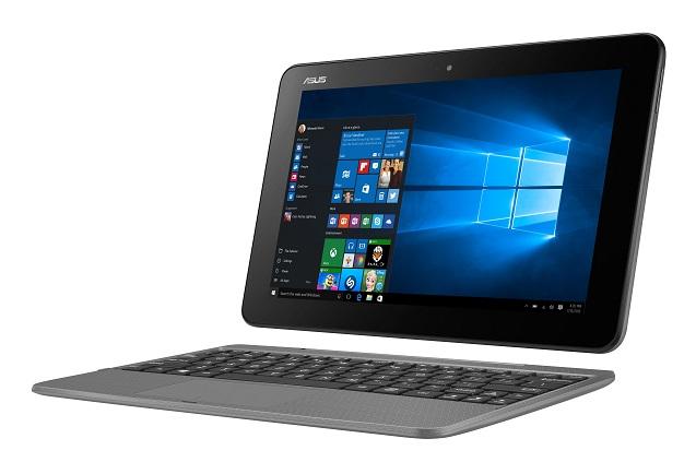"ASUS T101HA-GR004T x5-Z8350/2GB/64GB EMMC/10,1"" WXGA/Touch/Win10/šedý"