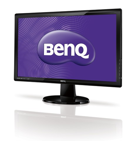 "BenQ LCD GL2450TC black 24"" W/TN LED/FHD/12M:1/2ms/DVI/HDMI/repro/pivot/Flicker-free/Low Blue Light"