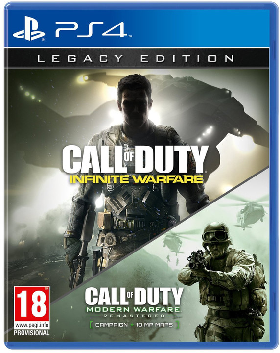 PS4 - Call of Duty: Infinite Warfare Legacy