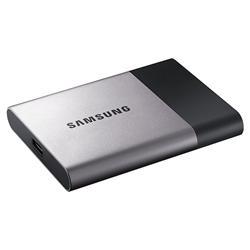 """Samsung T3 externí SSD 250GB USB 3.1 2.5"""" (přenosová rychlost 450MB/s)"""