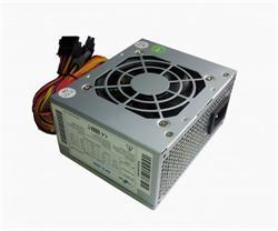 Eurocase 350W, SFX zdroj, 8cm fan, aktiv. PFC, 2xSATA, retail