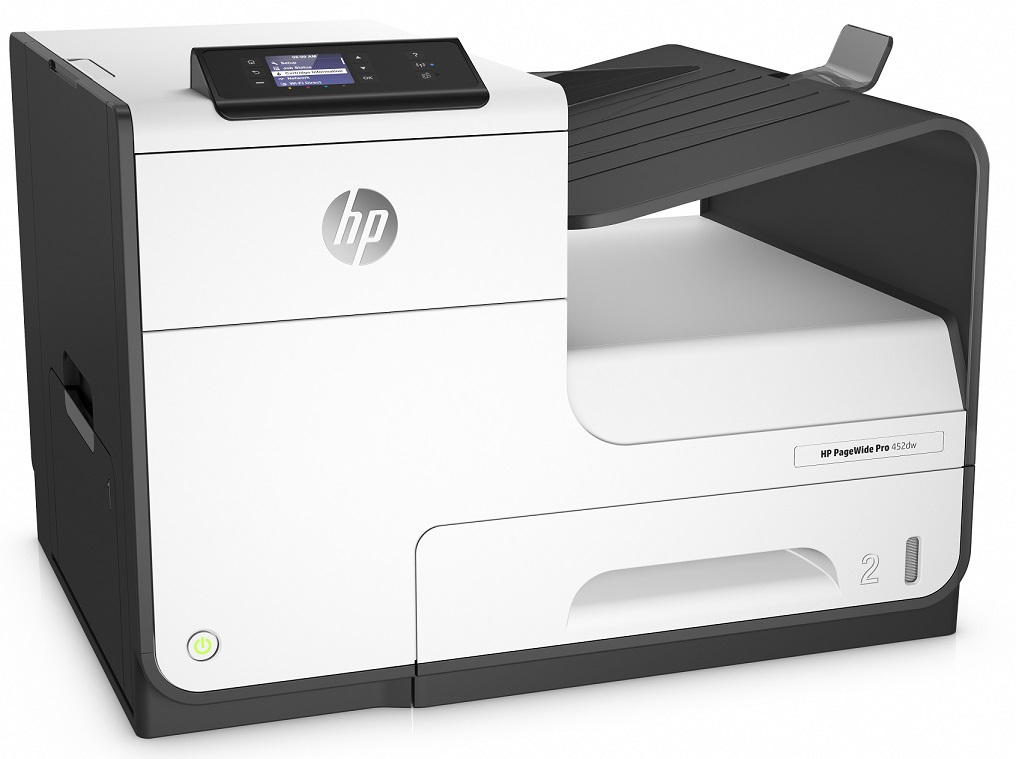 HP PageWide Pro Printer 452dw (A4, 55 ppm, USB 2.0, Ethernet, Wi-Fi)