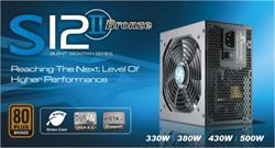 Zdroj 430W, SEASONIC S12II-430 (SS-430GB F3) 80PLUS Bronze, Retail