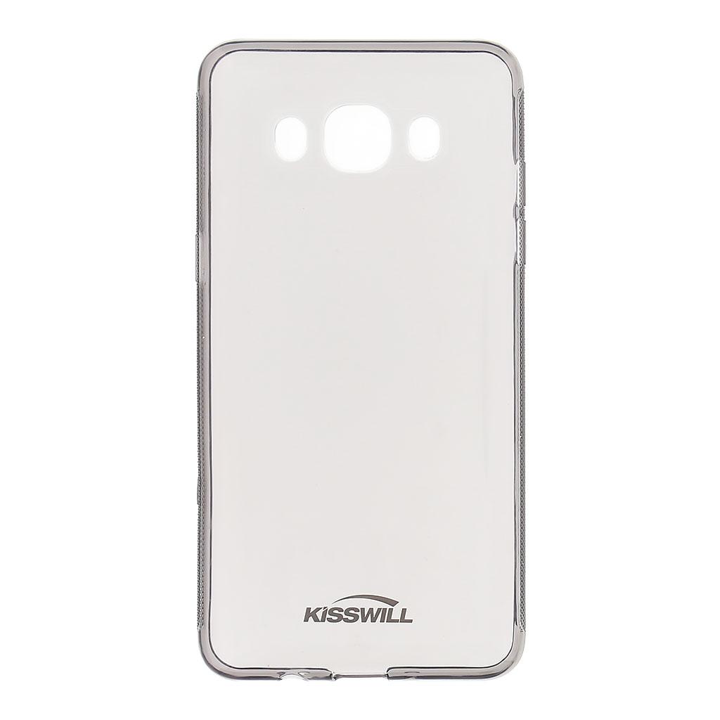 Kisswill TPU Pouzdro Black, Samsung J510 Galaxy J5 2016