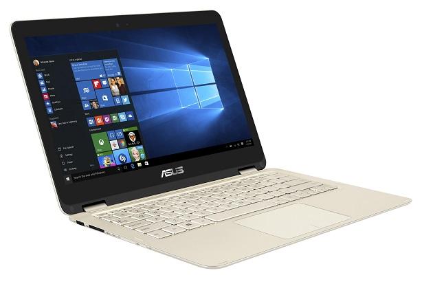 "ASUS UX360UA-DQ019T i7-6500U/8GB/512GB SSD/13,3"" QHD+/Touch/Win10/rose gold"