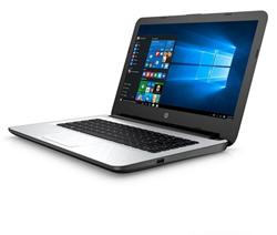 HP 14-ac104nc, Celeron N3050, 14 HD, Intel HD, 2GB, 32GB, W10, 2y, White