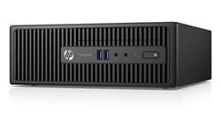 HP ProDesk 400 G3 SFF, i5-6500, IntelHD, 4GB, 1TB, DVDRW, KLV+MYS, W10Pro-W7Pro, 1y