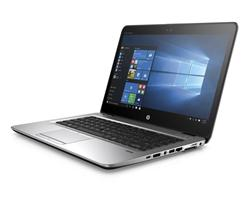 HP EliteBook 840 G3, i5-6200U, 14 HD, 4GB, 500GB, ac, BT, FpR, backlit keyb, 3C LL batt, W10Pro-W7Pro
