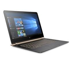 HP Spectre 13-v001nc, Core i5-6200U dual, 13.3 FHD, Intel HD, 8GB LP-DDR3 on-board, 512GB M.2 PCIe, W10, Dark Ash Silver