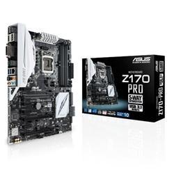 ASUS Z170-PRO soc.1151 Z170 DDR4 DDR4 ATX 3xPCIe USB3 RAID GL iG DP DVI HDMI