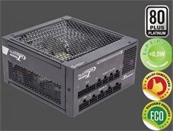 Seasonic zdroj 400W, Platinum-400 ( SS-400FL2 F3, X-400 ) 80PLUS Platinum, modulární, pasivní chlazení