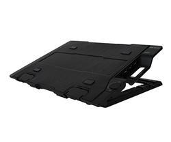 """Zalman chladič pro notebook do 17"""", černý, výškově nastavitelný"""