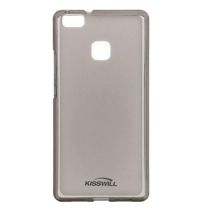 Kisswill TPU Pouzdro Black, Huawei Ascend P9 Lite