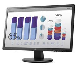 "LCD monitor HP V243, 24"", 1920x1080, TN LED, 5 ms, 1000:1, 250cd, VGA, DVI"