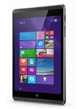 "HP Pro Tablet 608 G1, Z8500, 7.86"" QXGA, 2GB, 64GB, a/b/g/n, BT, NFC, W10Pro"
