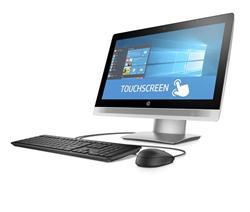 HP ProOne 600 G2 AiO 21.5 T, i5-6500, Intel HD, 1x4 GB, 500 GB, DVDRW, SD MCR, a/b/g/n + BT, Win10P64, usb slim kb