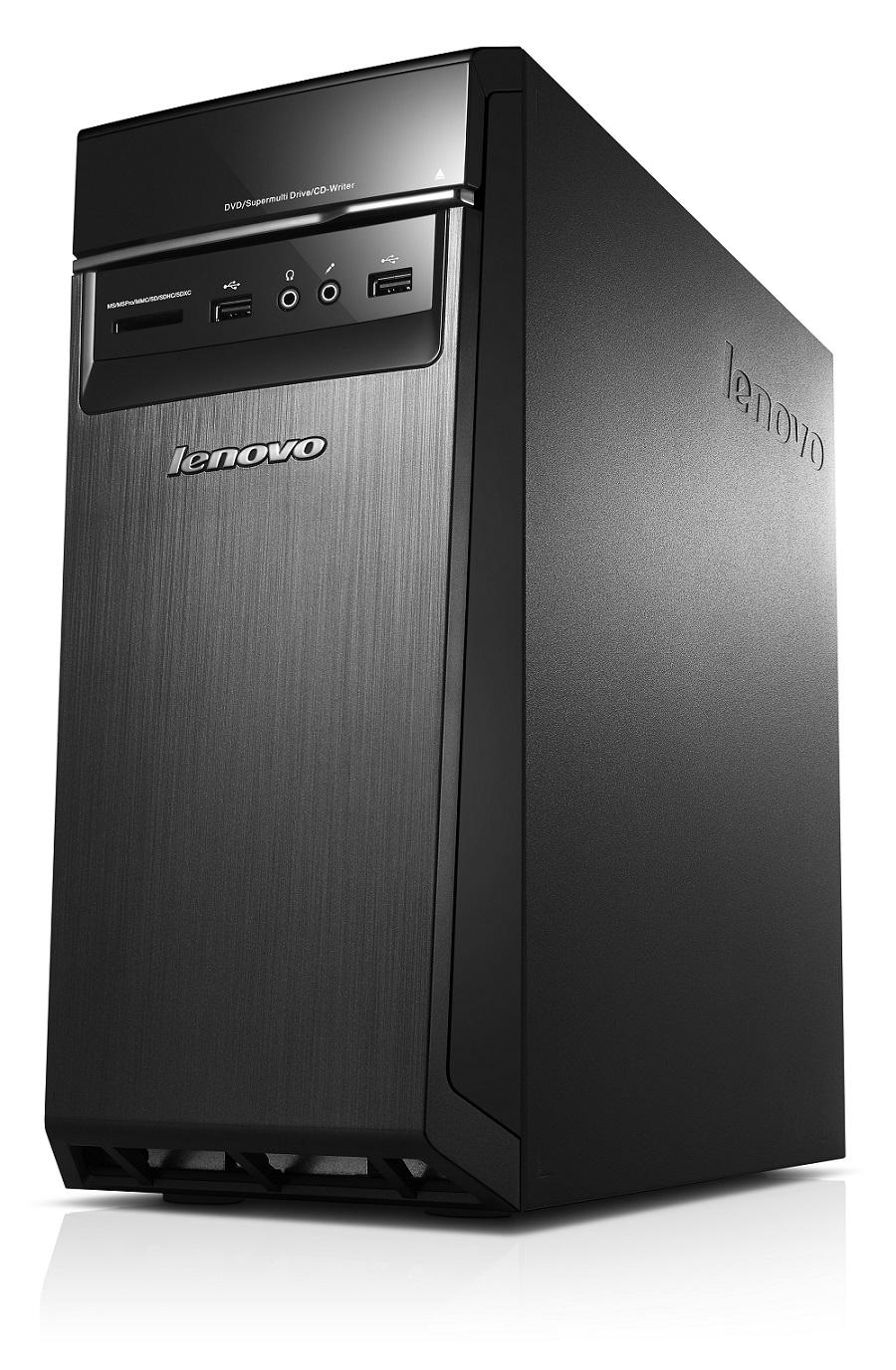 Lenovo DT IdeaCentre H50-55 A10-7800 3.90 GHz/8GB/SSD 120GB+HDD 1TB/GeForce 2GB/DVD-RW/tower 20l/WIN10 90BF004BCK