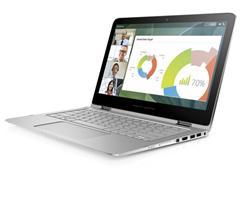 HP Spectre Pro x360 G2, i7-6600U, 13.3 QHD Touch, 8GB, 256GB, ac, BT, vPro, backlit keyb, W10Pro