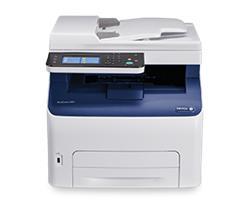 Xerox WorkCentre 6027NI farebna MFP tlaciaren, 18/18str. min, 512MB, USB, Wifi, RJ45