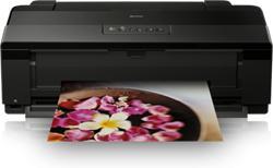 Epson inkoustová tiskárna Stylus Photo 1500W A3+, tlac na CD/DVD, 6 color, Wifi