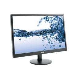 "AOC E2270SWDN 21.5""W LED 1920x1080 20 000 000:1 5ms 200cd DVI černý"