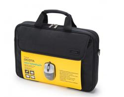 """DICOTA brašna na NTB Value Toploading Kit, 15,6"""", černá"""