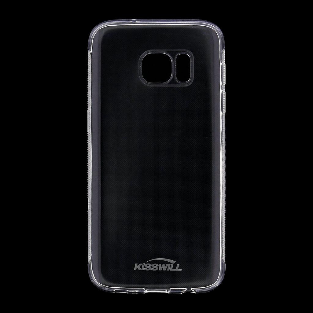 Kisswill TPU Pouzdro Transparent, Samsung G930 Galaxy S7