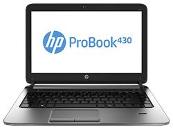 """HP ProBook 430 G2, 3805U, 13.3"""" HD, 4GB, 1TB, FpR, ac, BT, W8.1"""