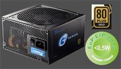 Zdroj 550W, SEASONIC G-550 ( SSR-550RM ) 80PLUS Gold, retail