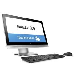 HP EliteOne 800 G2 AiO 23 T, i5-6500, Intel HD, 1x4 GB, 500 GB, DVDRW, SD MCR, a/b/g/n + BT, Win10P64, wireless