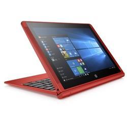 HP pavilion x2 10-n202nc, Z2736F, 10.1 WXGA Touch, Intel HD, 2GB, 32GB eMMC, b/g/n, BT, W10, 2y, červený