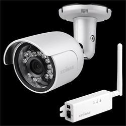 Edimax IC-9110W Outdoor HD 720p Wireless H.264 Day & Night Network Camera