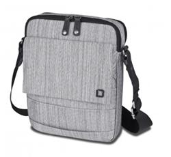 "DICOTA Brašna přes rameno na iPad Code Sling 10"", šedá"