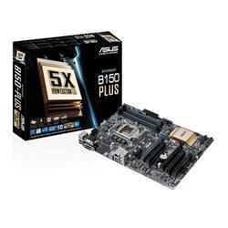 ASUS B150-PLUS soc.1151 B150 DDR4 ATX 1xPCIe USB3 GL iG D-Sub DVI
