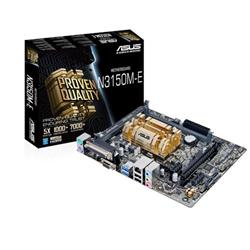 ASUS N3150M-E Intel Celeron N3150 DDR3 mITX PCIe USB3 GL iG D-Sub HDMI PP