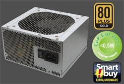 Seasonic zdroj 550W, SSP-550RT 80PLUS Gold, ventilátor 120 mm
