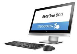 HP EliteOne 800 G2 AiO 23 T, i3-6100, Intel HD, 1x4 GB, 500 GB, DVDRW, SD MCR, a/b/g/n + BT, Win10P64, wireless