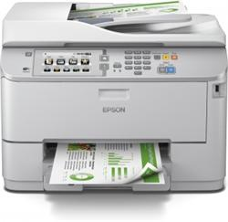 Epson WorkForce Pro WF-5690DWF, A4, All-in-One, NET, duplex, ADF, Fax, Wifi, PDL