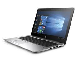 HP EliteBook 850 G3, i5-6200U, 15.6 FHD, 4GB, 256GB, ac, BT, FpR, backlit keyb, LL batt, W10Pro-W7Pro