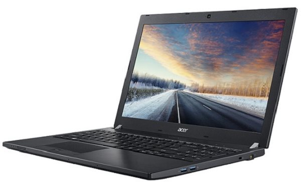 "Acer TMP658-M-51ML i5-6200U/4GB+4GB/256 GB SSD+N/HD Graphics/15.6"" FHD IPS matný/BT/W7 Pro+W10 Pro/Black PC+GF Painting"