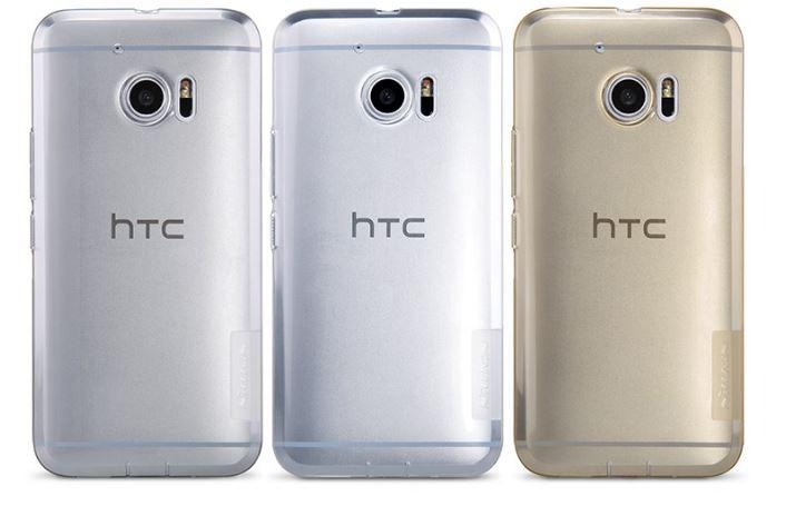 Nillkin Nature TPU Pouzdro Transparent pro HTC 10