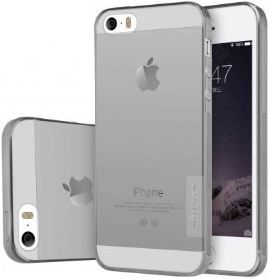 Nillkin Nature TPU Pouzdro Grey pro iPhone 5/5S/SE