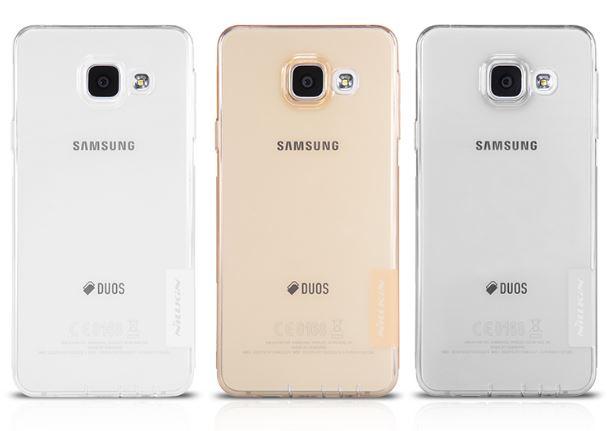 Nillkin Nature TPU Pouzdro pro Samsung A310 Galaxy A3 2016 Transparent