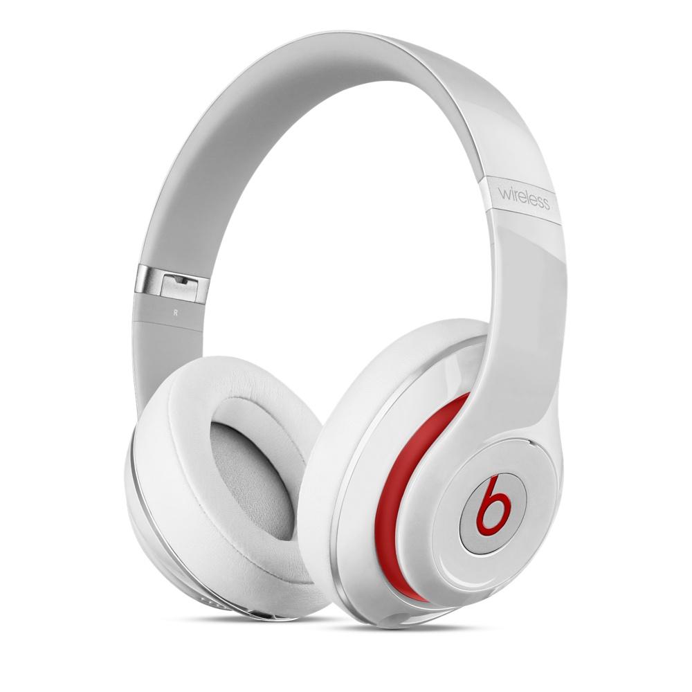 Studio Wireless Over-Ear Headphones - White