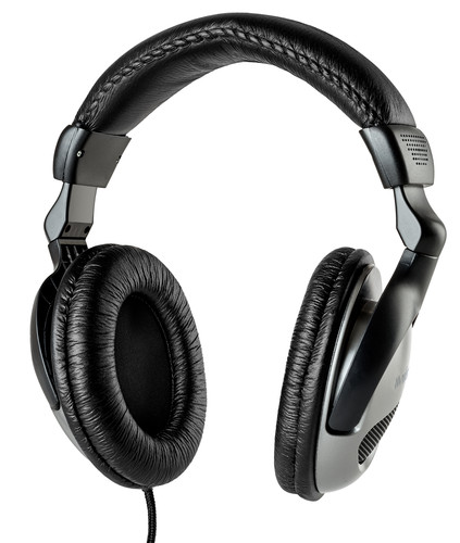 497305 HP50 Stereo sluchátka pro TV+audi