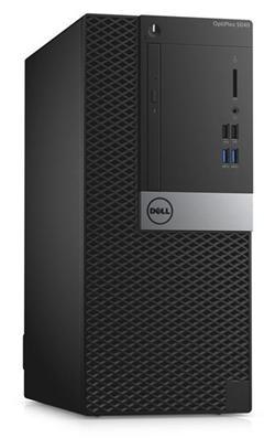 Dell Optiplex 5040MT i3-6100 4GB 500GB DVDRW Win7P/W10P(64bit) 3Y NBD