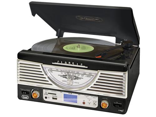 TT 1062/BK Retro music system,MP3/SD/USB
